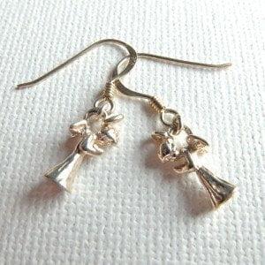 E007 - Angel Earrings