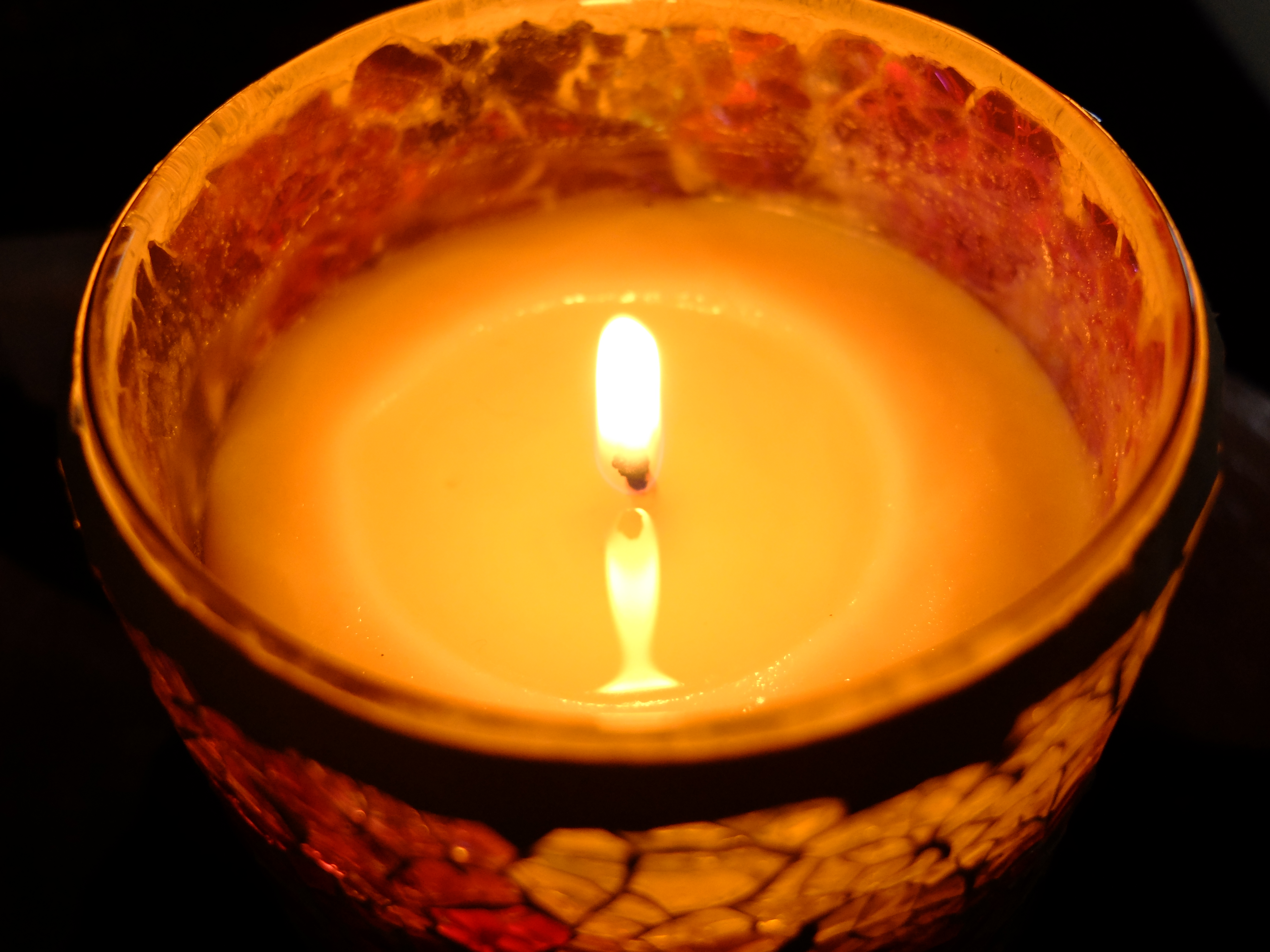 First Light Candle