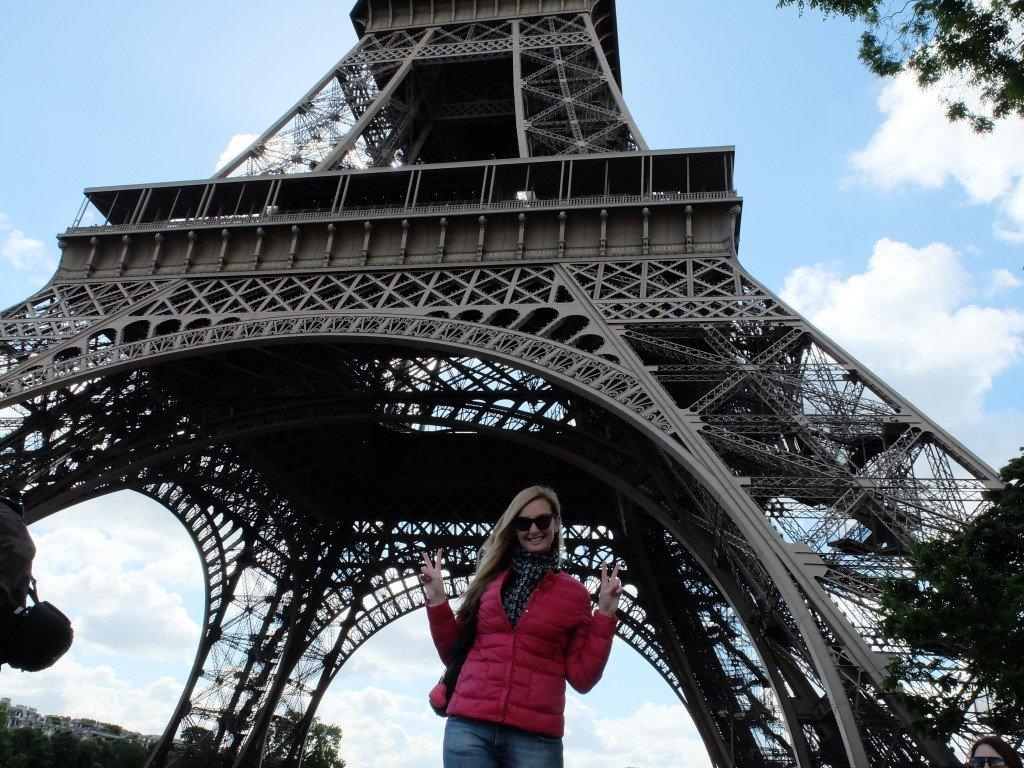 Fifi at Eiffel