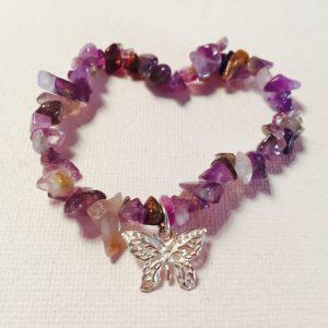 Amethyst-Butterfly-Bracelet
