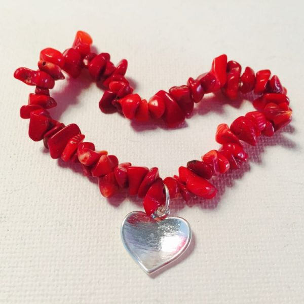 Red Coral Jewellery