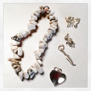 White Howlite Jewellery