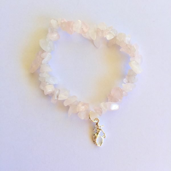 Rose Quartz Mermaid