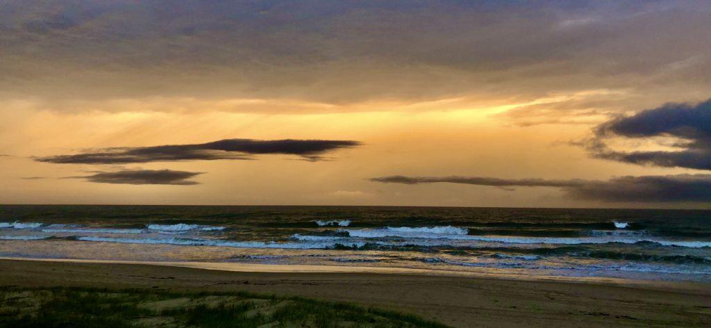 Mermaid Beach Sunset Jan 2020